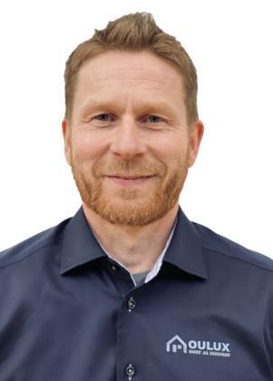 Markus Meriläinen Oulux